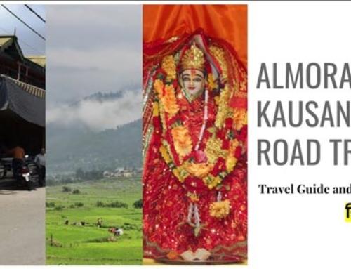 Almora to Kausani Travelog