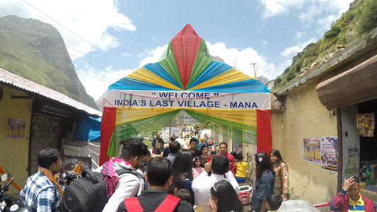 mana village badrinath