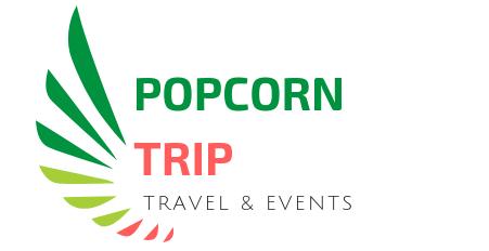 Popcorn Trip Logo