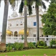 Gurudwara Nanakmatta Sahi